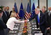 اروپا باز هم به سمت ترامپ غش کرد/ خیز بروکسل برای تحریم دوباره ایران