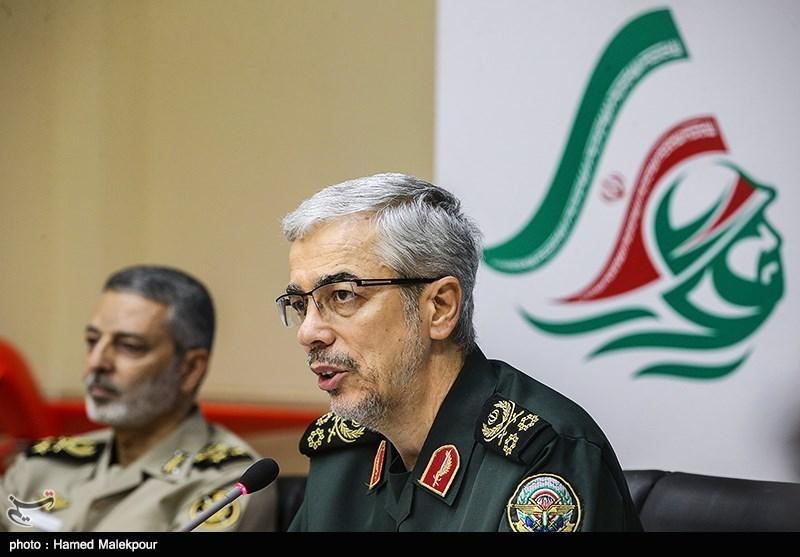 رئیس ستادکل نیروهای مسلح فرار رسیدن روز ارتش را تبریک گفت