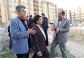 بازدید معاونان آخوندی از مسکن مهر پس از جنجال آقای مشاور