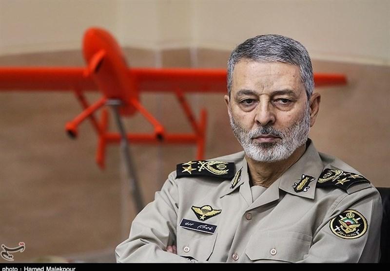 پیام تسلیت فرمانده کل ارتش به دبیر کل حزب الله لبنان