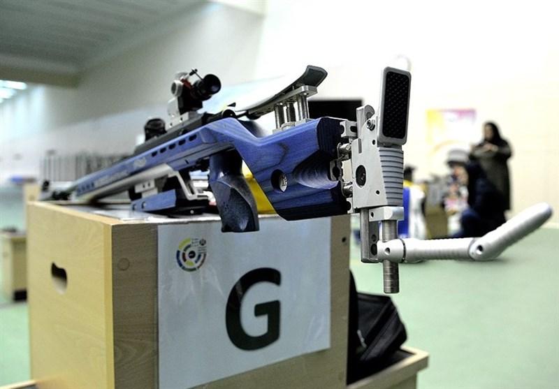 تیراندازی قهرمانی جهان| کرمزاده به عنوان پنجمی تفنگ سه وضعیت جوانان جهان دست یافت