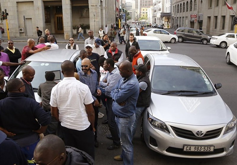 Gunmen in South Africa Ambush Taxi Drivers; 11 Killed