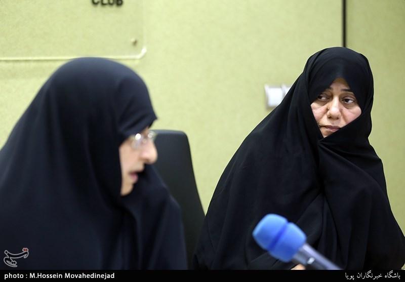 فرشته روح افزا عضو شورای عالی انقلاب فرهنگی در نشست آسیب شناسی حوزه زنان و خانواده
