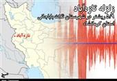 """مصدر مسؤول: ارتفاع عدد المصابین اثر زلزال ضرب """"تازه آباد """" الى 156 شخصا"""