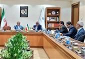 نوبخت با شهردار تهران دیدار کرد