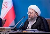 """آملی لاریجانی :جریمة""""خاشقجی"""" أظهرت مواقف الغرب المزدوجة فی التعاطی مع جرائم حقوق الانسان"""