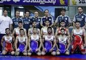 Iran Wins Asian Junior Freestyle Championships