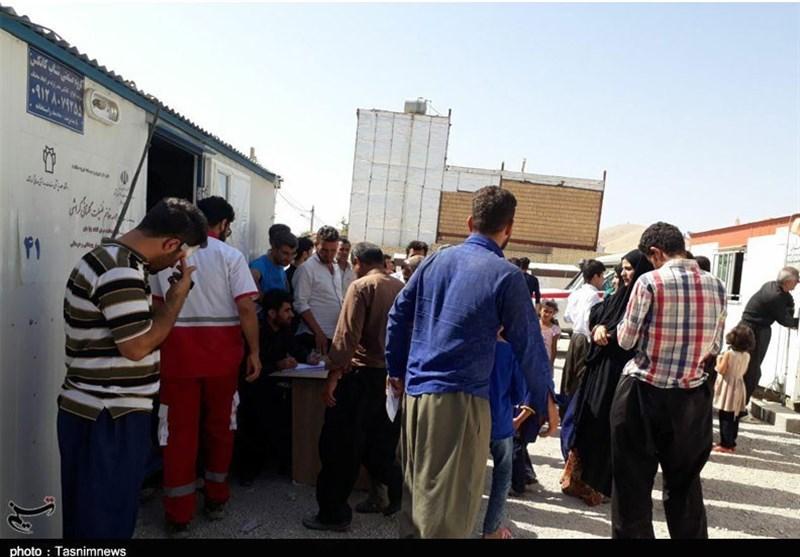 آمار مصدومان زلزله تازهآباد به 156 نفر افزایش یافت؛ تخریب صددرصدی 54 واحد مسکونی در شهر