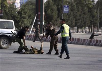 انفجار در فرودگاه کابل همزمان با ورود ژنرال دوستم