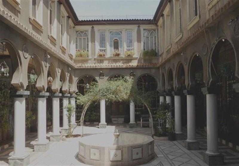 قصر النعسان.. عراقة دمشقیة