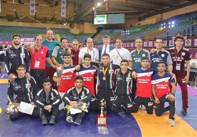 کشتی آزاد قهرمانی جوانان آسیا| قهرمانی ایران با کسب 5 مدال طلا و 4 مدال برنز
