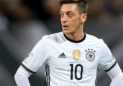 اوزیل از تیم ملی آلمان خداحافظی کرد