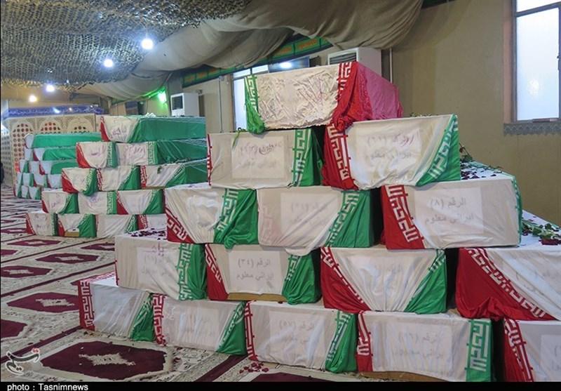44 لاله گمنام در ولادت امام رضا(ع) به وطن باز میگردند/استقبال از شهدای تازه تفحص شده در مرز شلمچه