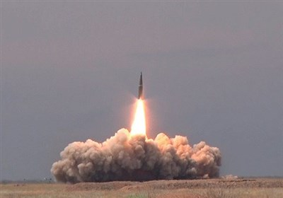 پرتاب موشک بالستیک سامانه «اسکندر-ام» در روسیه