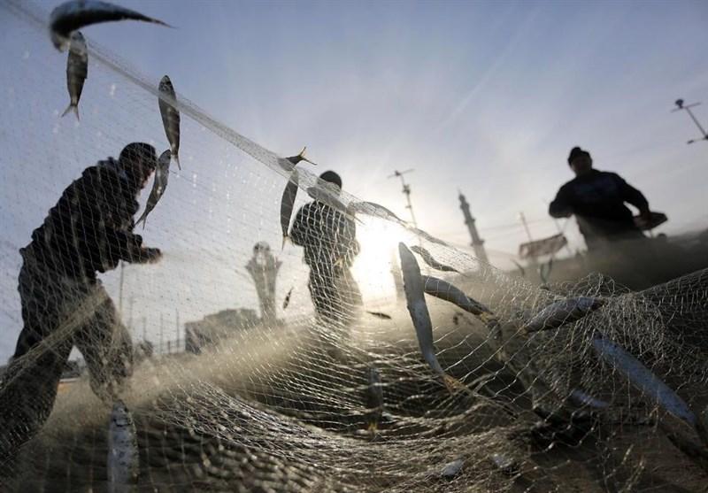 کرمانشاه| جمعآوری تورهای ماهیگیری غیرمجاز در سرپلذهاب