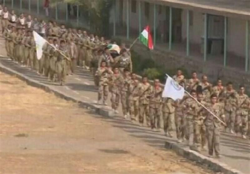 گزارش تسنیم  تحرکات جدید گروهک دموکرات کردستان علیه ایران؛ جولان تروریستها در خاک اقلیم کردستان عراق + فیلم