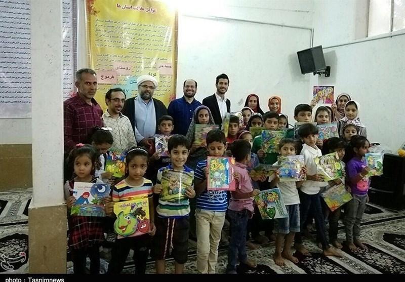فارس|جمعههای کودکی؛ حرکتی آتش به اختیارانه برای محرومیتزدایی فرهنگی
