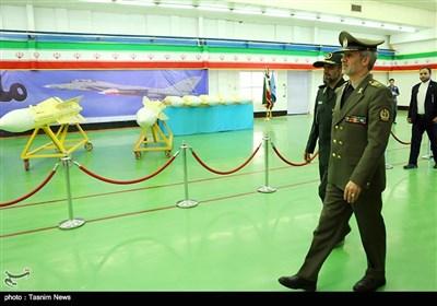 Iran Displays Fakour Air-to-Air Missile