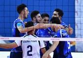 والیبال جوانان آسیا ایران با شکست تایلند فینالیست شد و سهمیه جهانی گرفت