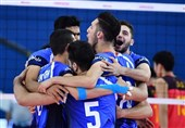 Asian U-20 Volleyball C'ship: Iran Beats Kazakhstan