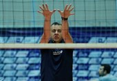 Iran's Volleyball to Fight for Victories in Chicago: Igor Kolakovic