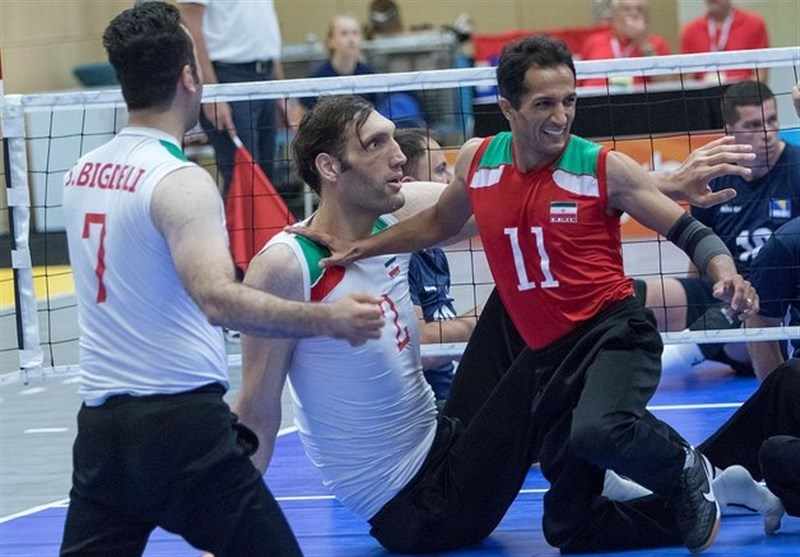 Unstoppable Iran Sitting Volleyball Continues Worldwide Dominance