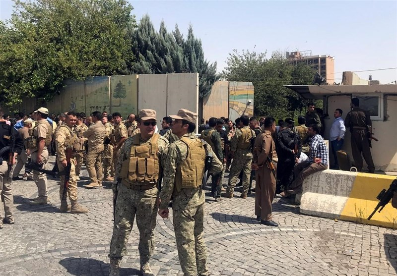 گزارش|واکنشها به حمله به کارکنان کنسولگری ترکیه در اربیل