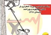 تداوم خاموشیهای برق در استان مازندران + جدول