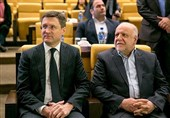 Iran's Zangeneh, Russia's Novak Discuss Energy Cooperation
