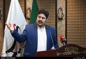 سخنرانی مرتضی نداف هنرمند آیینی و خالق آثار تابلوهای سوختهنگاری با القاب امام رضا (ع)