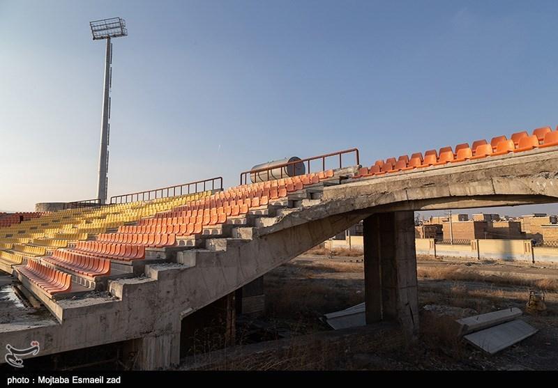 اتمام ورزشگاه 15 هزار نفری ارومیه باز هم به وقت اضافه کشید