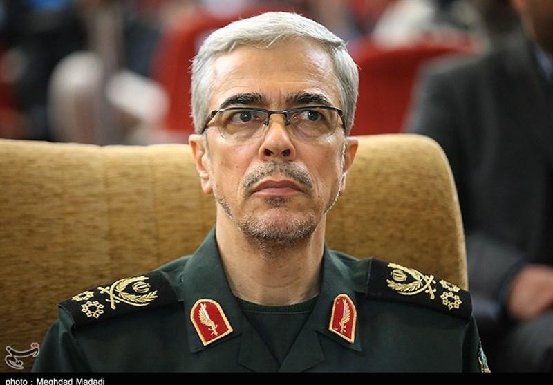 هشدار سرلشکر باقری بهگروهکهای ضدانقلاب / ملت ایران در برابر ناامنیها سکوت نخواهد کرد