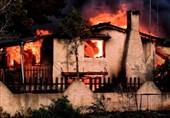 افزایش قربانیان آتشسوزی در یونان به 74 کشته و 164 زخمی