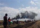 İsrail 'Büyük Dönüş Yürüyüşü'ne Katılan Filistinlilere Saldırdı