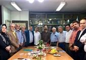 مدیرکل هنرهای تجسمی با اعضای شورای عالی انجمن خوشنویسان ایران دیدار کرد