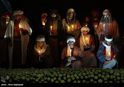 اختتامیه جشنواره بینالمللی امام رضا(ع) - مشهد