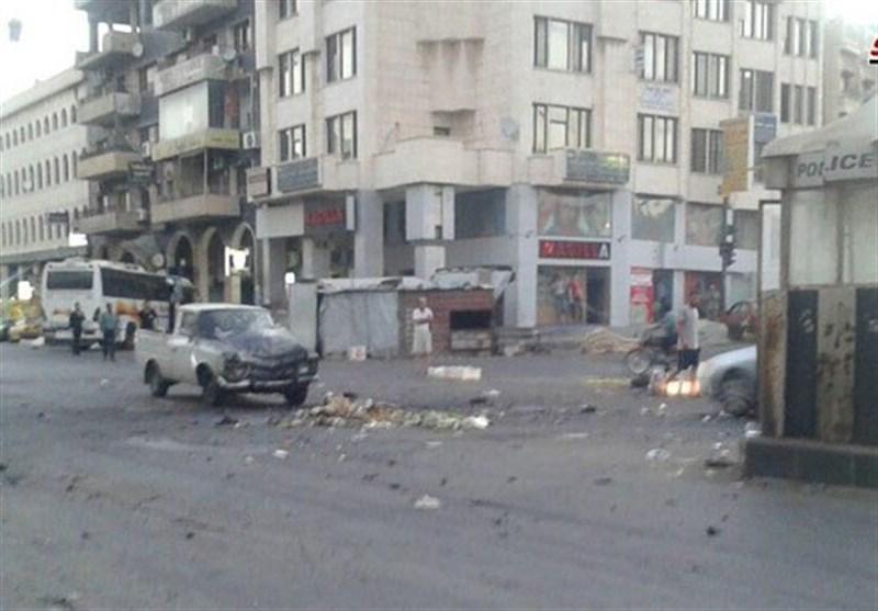 Suriye'nin Süveyde Kentinde İntihar Saldırısı