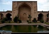 Farah Abad Historical Complex in Iran's Sari