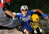 حادثه وحشتناک و خونین برای رکابزن بلژیکی در مرحله شانزدهم توردوفرانس + تصاویر