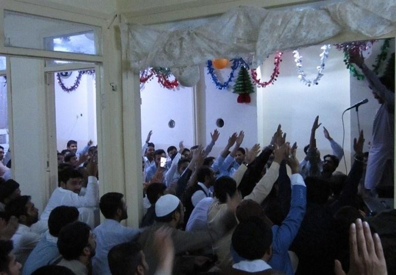 مشہد؛ میلاد مسعود ثامن الحجج، سلطان العرب والعجم کی مناسبت سے ایم ڈبلیو ایم کا جشن