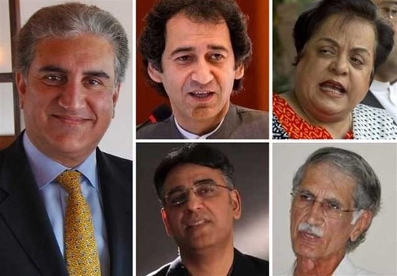 وزیراعظم عمران خان نے 21 رکنی وفاقی کابینہ کی منظوری دے دی