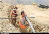 خوزستان| عملیات گاز رسانی به اندیمشک در دو مرحله اجرا میشود