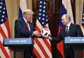 واکنش روسیه به اعلام جاسوسی بودن توپ اهدایی پوتین به ترامپ/ کولوسکوف: آمریکاییها تمایل به بحثهای مزخرف دارند!