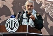 جنرل سلیمانی ٹرمپ سے؛ ایران بعد میں پہلے قدس بریگیڈ تمہارا حریف ہے