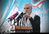 مازندران| بیانات اخیر سردار سلیمانی لرزه بر پیکره استکبار انداخت