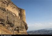 """قلعة """"قهقهه"""" فی اردبیل شمال غرب ایران"""