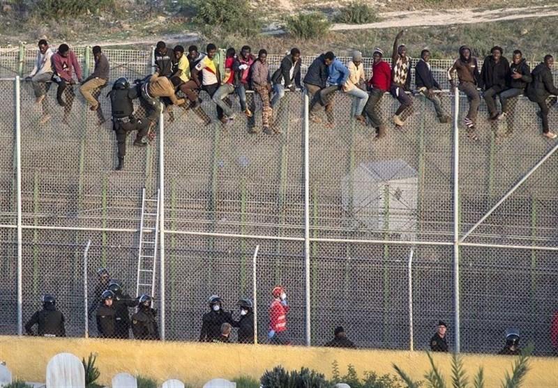 مرگ بیش از 1500 مهاجر در دریای مدیترانه در سال 2018