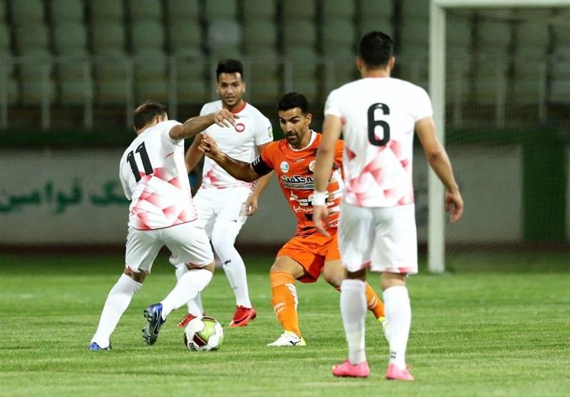 لیگ برتر فوتبال|دشت اولین 3 امتیاز دایی مقابل یار قدیمی/ پیروزی فولاد و شکست خانگی نساجی