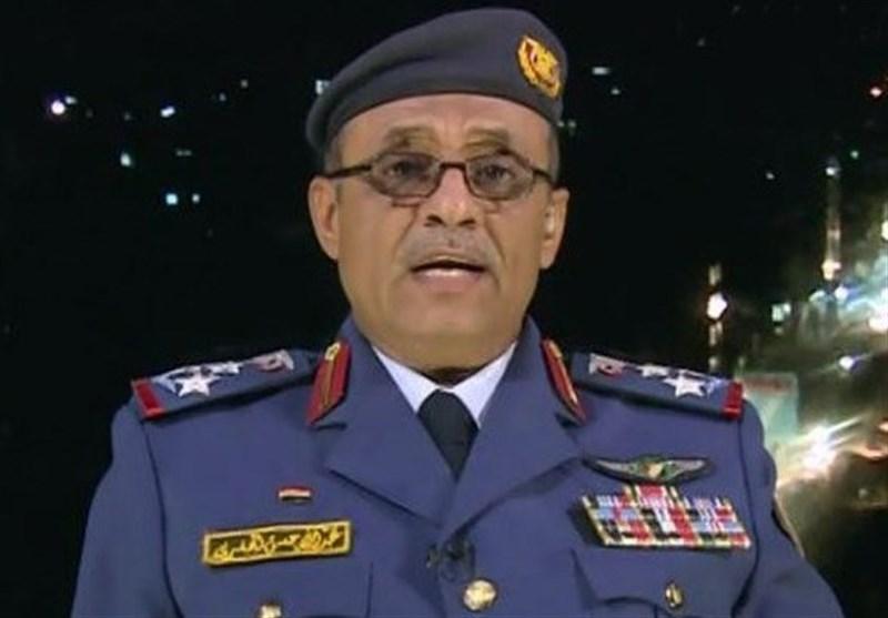 ناطق القوات الجویة الیمنیة لتسنیم: منشآت قوى العدوان هدفا لطائراتنا المسیرة