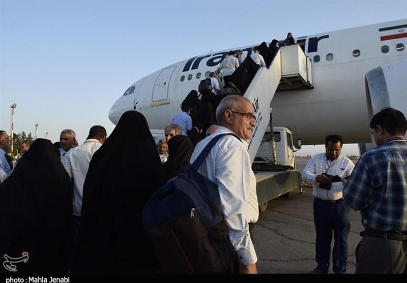 نخستین کاروان حجاج بیتاللهالحرام از استان کرمانشاه اعزام شدند